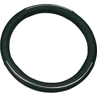 Steering wheel cover (Ø) 38 cm Black 37 - 39 cm H