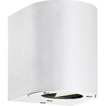 LED outdoor wall light 10 W Warm white Nordlux Canto 77571001 White