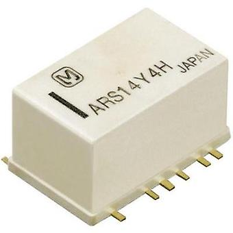 SMD relay 4.5 Vdc 0.5 A 1 change-over Panasonic AR