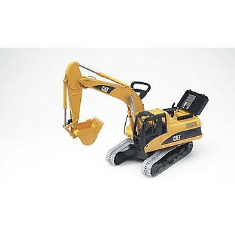 Bruder Caterpillar excavator (Toys , Vehicles And Tracks , Mini Vehicles , Cars)