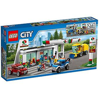Lego 60132 Service Station (Toys , Constructions , Buildings)