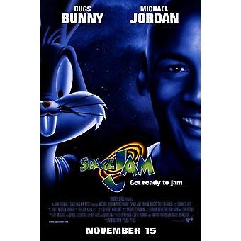 Space Jam filmaffisch (11 x 17)