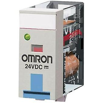 Plug-in relay 24 Vdc 5 A 2 change-overs Omron G2R-2-SNI 24 VDC 1 pc(s)