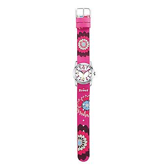 Scout child watch learning sweeties girl watch flowers 280301025