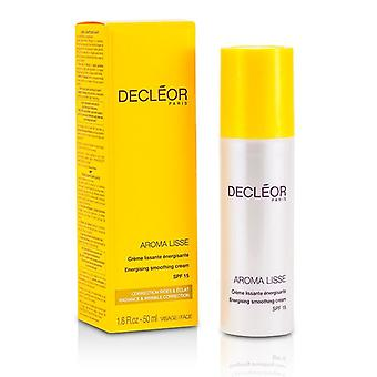Decleor Aroma Lisse Energising Smoothing Cream SPF 15 50ml / 1.7oz