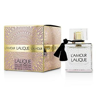 L'amour de Lalique Eau De Parfum Spray 50ml/1. 7 oz