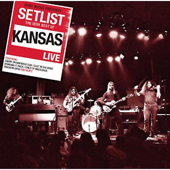 Setlist: The Very Best of Kans