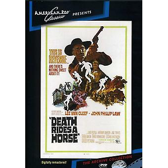 Death Rides a Horse [DVD] USA import