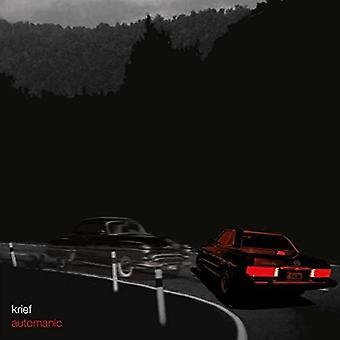 Krief - Automanic [Vinyl] USA importerer