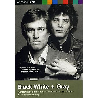 Svart vit & grå [DVD] USA import