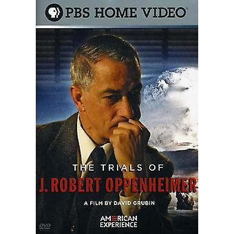 Amex - Trials of J. Robert Oppenheimer [DVD] USA import