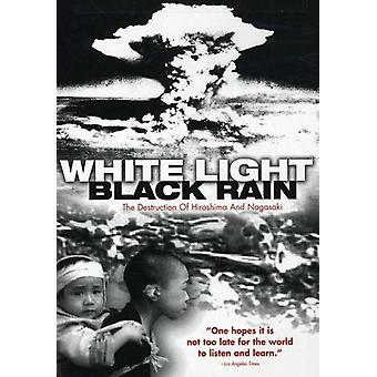 White Light Black Rain: The Destruction Fo Hiroshi [DVD] USA import
