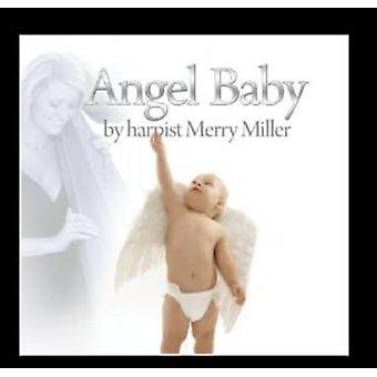 Glædelig Miller - Angel Baby [CD] USA importerer