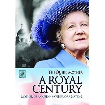 Queen Mother: A Royal Century [DVD] USA import