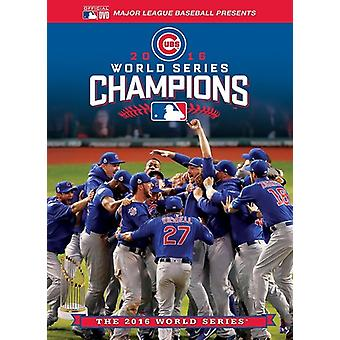 2016 World Series [DVD] USA import