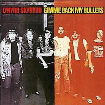 Lynyrd Skynyrd - importación de Estados Unidos Gimme balas mi regreso [CD]