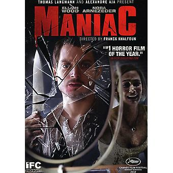 Maniac [DVD] USA import