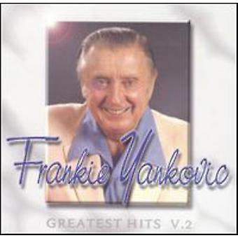 Frankie Yankovic - Yankovic, Frankie: Vol. 2-Greatest Hits CD] USA importerer