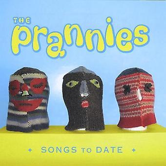 Prannies - låtar till datum [CD] USA import