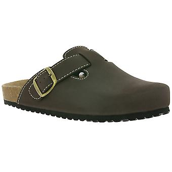 SUPER SOFT shoes slippers mules bio clog Brown