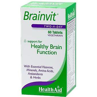 Health Aid Brain-Vit 60comp. (Vitamines et suppléments , Multi-nutriments)
