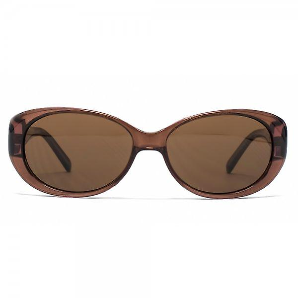 Guess Classic G Sunglasses In Brown