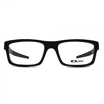 Oakley Currency Glasses In Satin Black