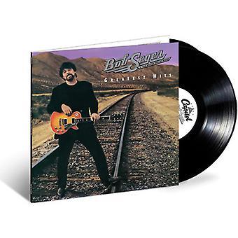 Bob Seger & the Silver Bullet Band - Greatest Hits [Vinyl] USA import