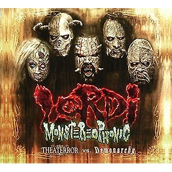 Lordi - Monstereophonic (Theaterror vs. Demonarc [CD] USA import