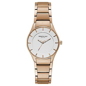 Kenneth Cole New York women's wrist watch analog quartz stainless steel KC15201004