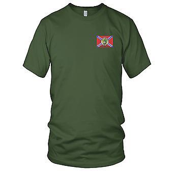 US Coast Guard USCG - WHEC-69 Mendota brodert Patch - skvadron 3 motvillige Dragon damer T skjorte