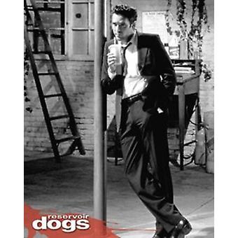 Perros del depósito - Señor Rubio cartel Poster Print