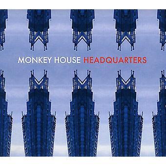 Monkey House - hovedkvarter [CD] USA importerer
