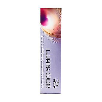 Wella Illumina Hair Colour 5/35 Light Gold Mahogany Brown 60ml