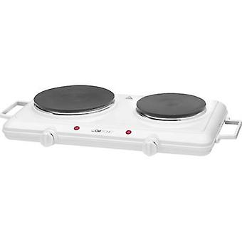 Clatronic DKP 3583 271699 Twin hob with manual temperature settings