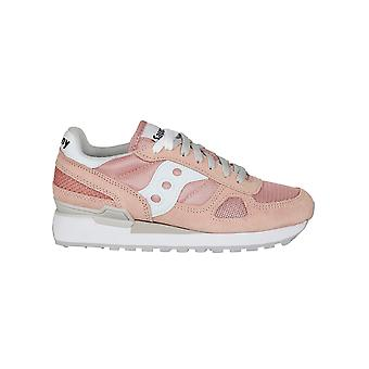 Saucony ladies 1108679 pink suede of sneakers