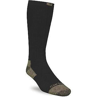 Carhartt Mens Arch Support Coralast Steel Toe Boot Socks 3 X 2-Pack