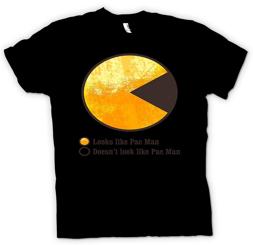 Mens T-shirt - Pacman Inspired Gamer