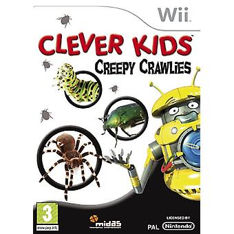 Smart Kids Creepy Crawlies (Wii)