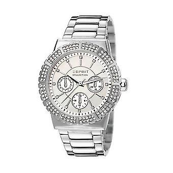 ESPRIT kolekcja damski zegarek zegarek ze stali nierdzewnej Angelia EL102062F04