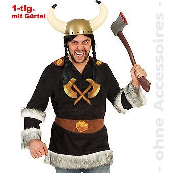 Señor de Viking traje Hägar el bárbaro traje de hombre de túnica vikingo