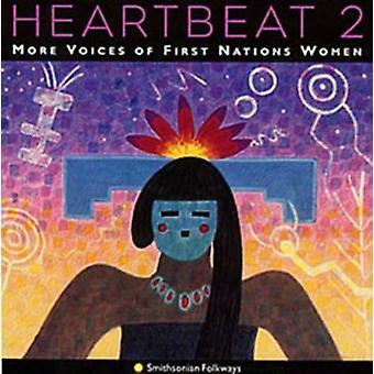 Heartbeat - Heartbeat: Vol. 2-meer stemmen van eerste nb [CD] VS import