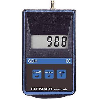 Pressure gauge Greisinger GDH 200-14 Non-corrosive gas 0 - 11 ba