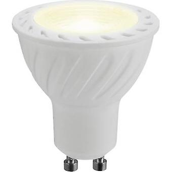 Basetech LED EEC A+ (A++ - E) GU10 5 W = 35 W Warm white (Ø x L) 50 mm x 57 mm 1 pc(s)
