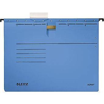 Leitz File display pocket Alpha A4 Blue 5 pcs/pack. 19843035 1 pack