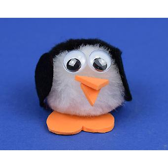 Penguin littlecraftybug Craft Kit for 10 Kids | Kids Pom Pom Crafts