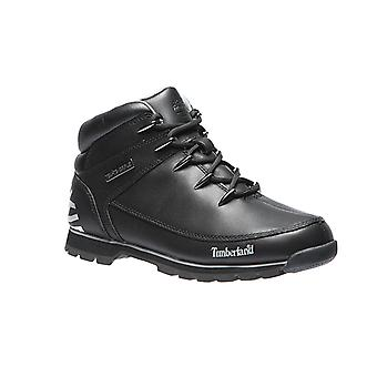 Timberland leather boots euro Sprint hiker black