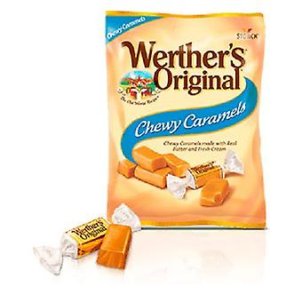 Werther's Original Chewy Caramels 2 Bag Pack