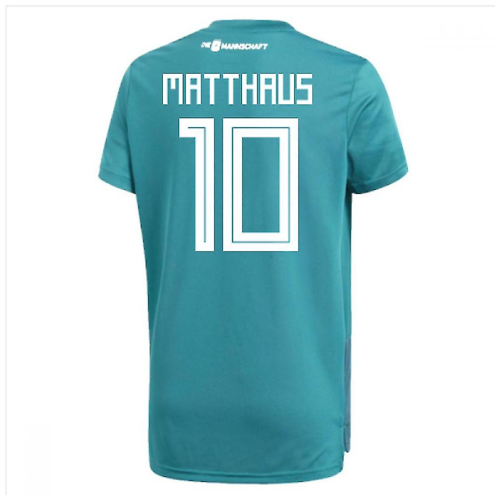 2018-19 Germany Away Training Shirt (Matthaus 10)