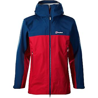 Berghaus Cape Wrath Jacket - Red/Blue